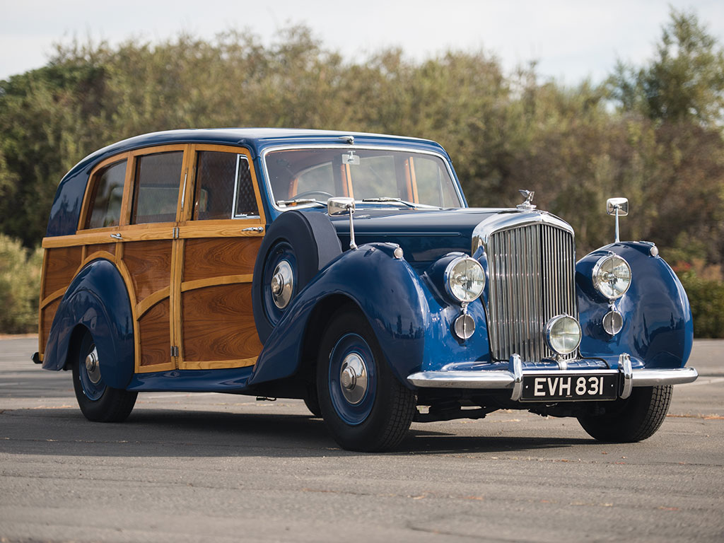 Bentley Mark VI Estate Car - 1949