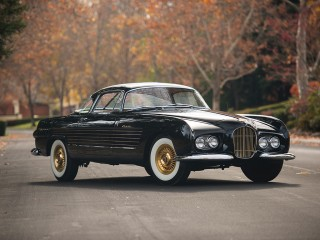 Cadillac Series 62 Coupe by Ghia – 1953