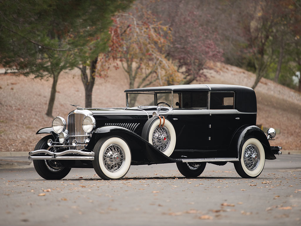 Duesenberg Model J Town Car - 1934