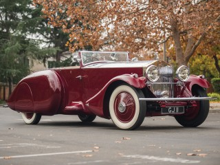 Rolls Royce Phantom II Torpedo Sports – 1930