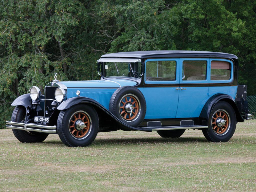Mercedes Benz Nurburg 460 K Limousine – 1930