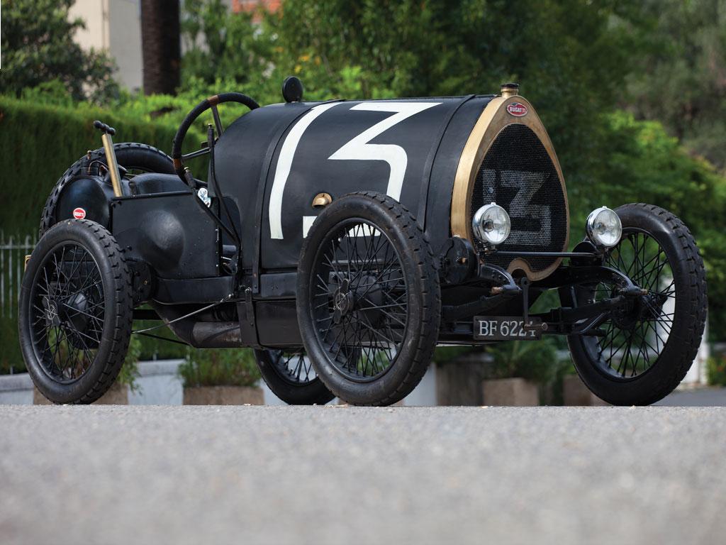 Bugatti Type 23 - 1920