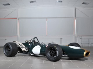 Brabham BT20 Formula One – 1966