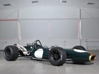 Brabham BT20 Formula One – 1966