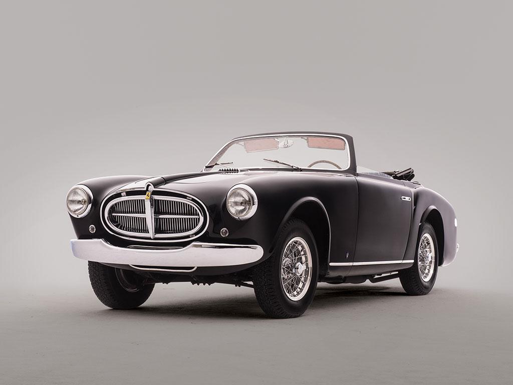 Ferrari 212 Inter Cabriolet – 1952