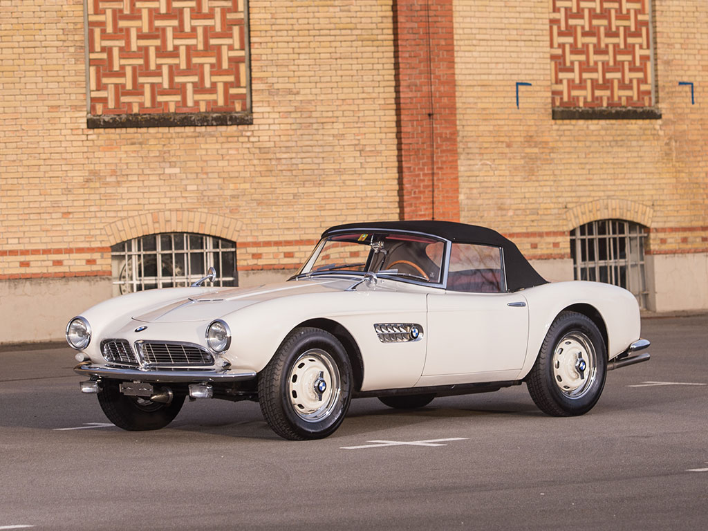 BMW 507 Roadster Serie II – 1957