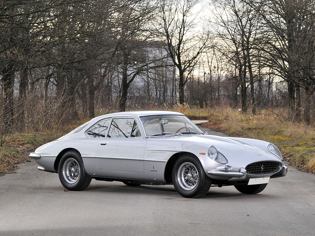 Ferrari 400 Superamerica LWB Coupe Aerodinamico – 1962