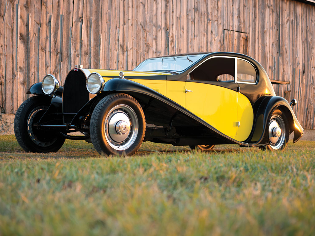 Bugatti Type 46 Coupe Superprofilee – 1930