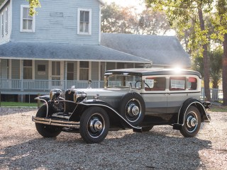 Ruxton Model C Saloon – 1932