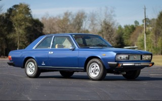 Fiat 130 Coupe – 1973