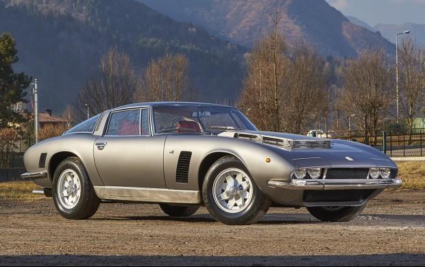 Iso Grifo Series II – 1972