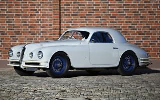Alfa Romeo 6C 2500 Super Sport Coupe – 1947