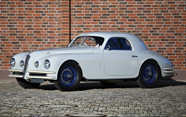 Alfa Romeo 6C 2500 Super Sport Coupe - 1947