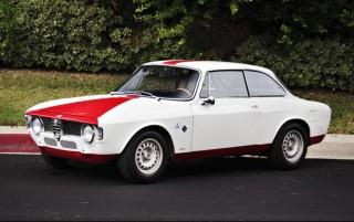 Alfa Romeo Giulia Sprint GTA 1600 – 1965