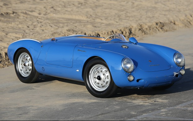 Porsche 550 Spyder – 1955