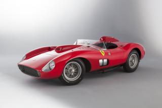 Ferrari 335 S – 1957