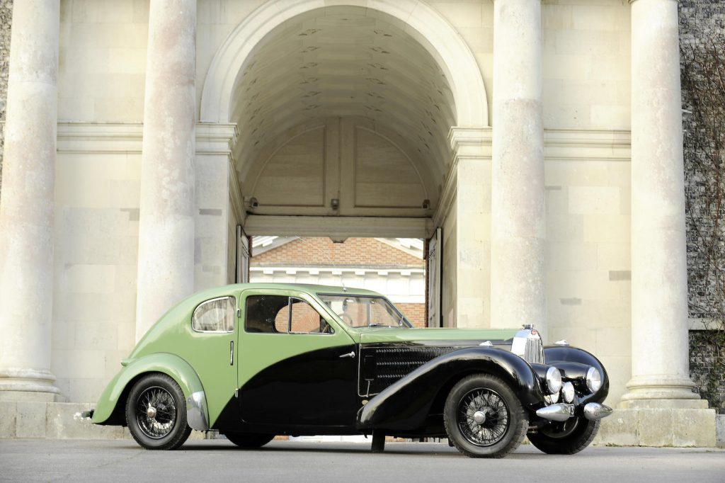 Bugatti Type 57C Special Coupe – 1938