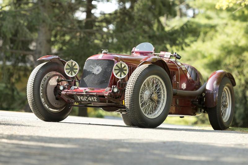 Maserati 8C 3000 Biposto – 1933