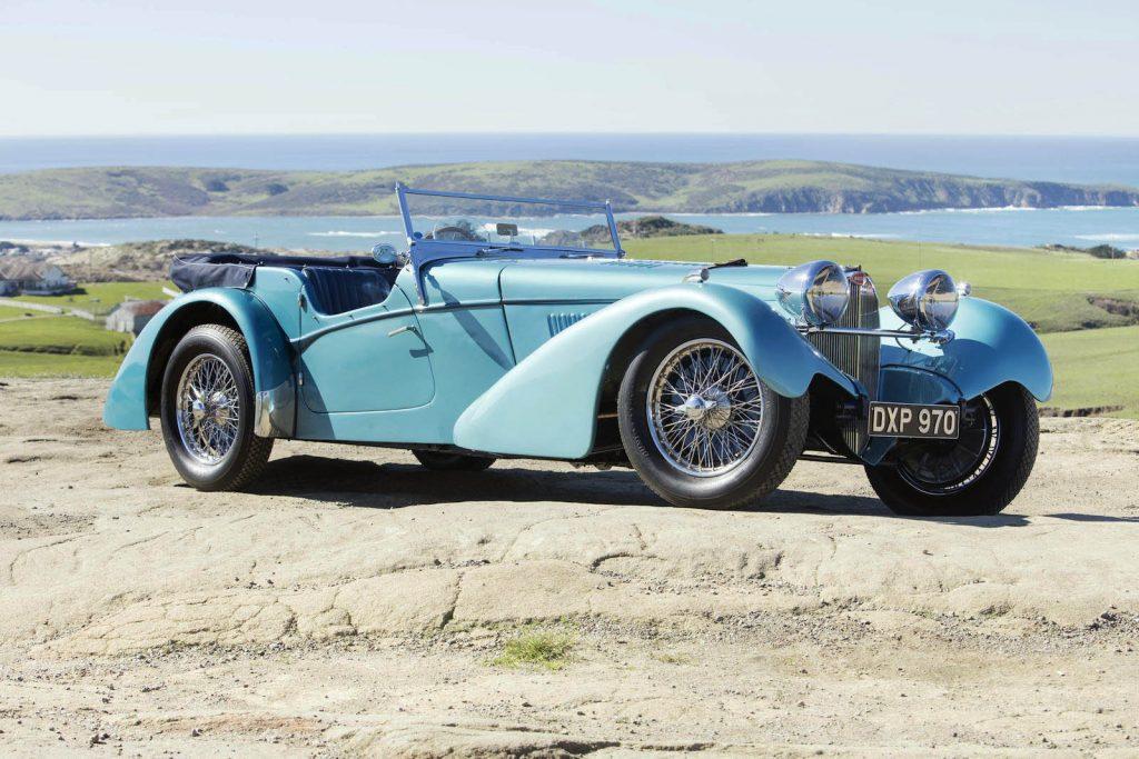 Bugatti Type 57SC Sport Tourer - 1937