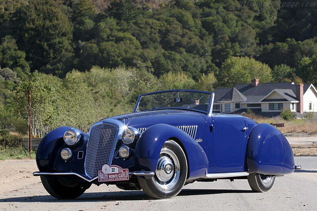 Alfa Romeo 8C 2900B Cabriolet – 1937