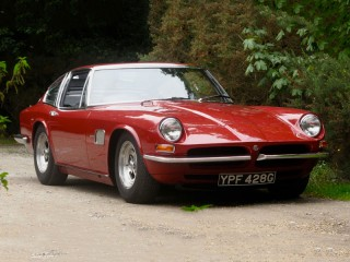 AC 428 Coupe – 1969