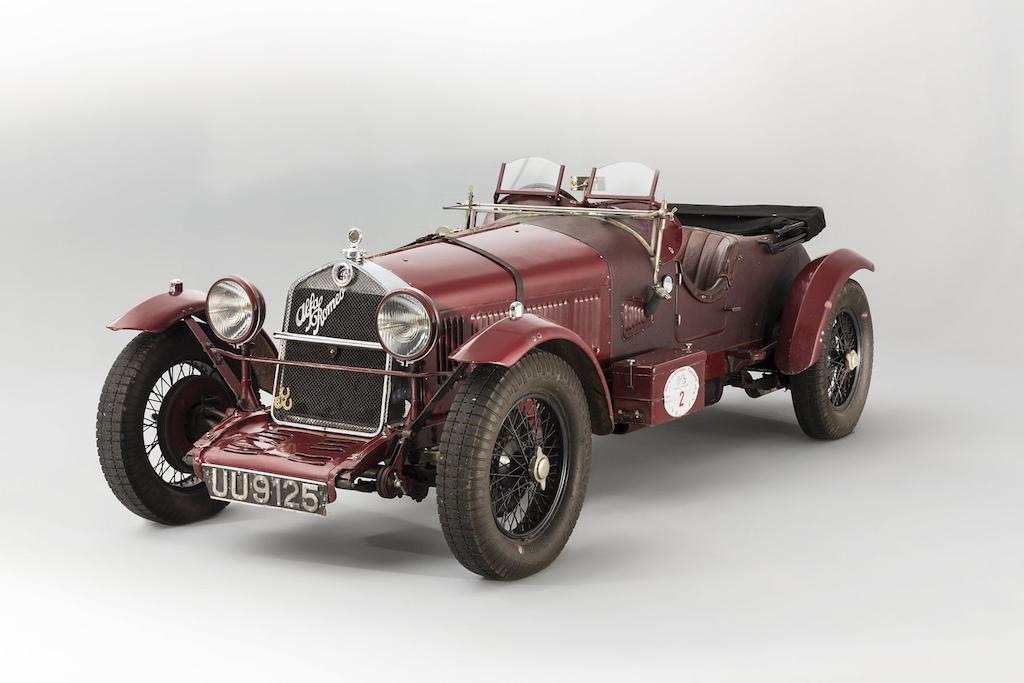 Alfa Romeo 6C 1750 Super Sport – 1929