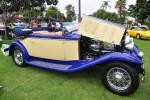 Bianchi S8 Cabriolet Graber - 1930
