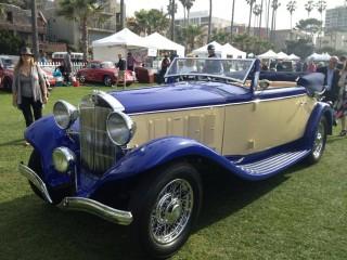 Bianchi S8 Cabriolet Graber – 1930