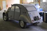 Citroen 2CV Sahara - 1961
