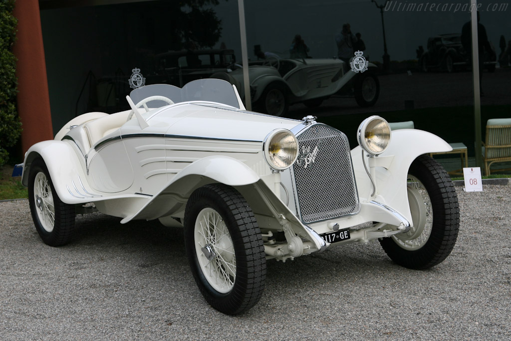 Alfa Romeo 6C 1750 GS Touring 'Flying Star' Spider – 1931