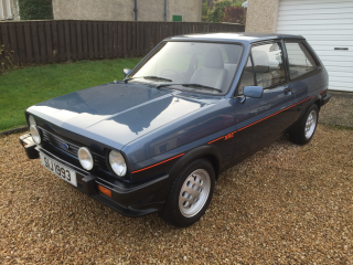 Ford Fiesta XR2 – 1983