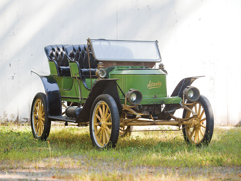 Stanley Model E2 Runabout - 1909