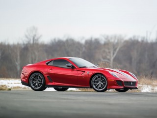 Ferrari 599 GTO – 2011