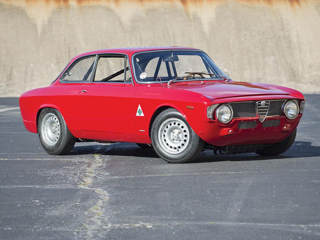 Alfa Romeo Giulia Sprint GTA 1600 Stradale – 1965