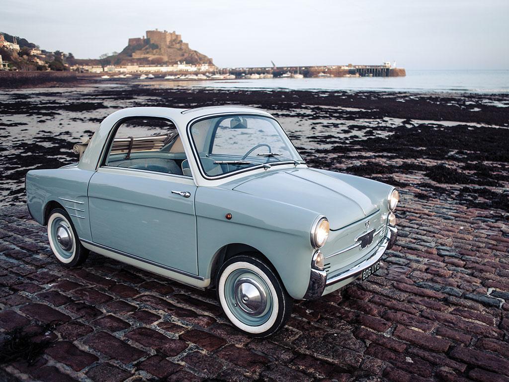 Autobianchi Bianchina Trasformabile I Serie – 1958
