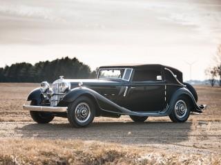 Horch 670 Cabriolet Glaser – 1932