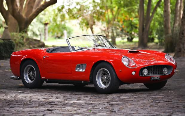 Ferrari 250 GT California SWB - 1961