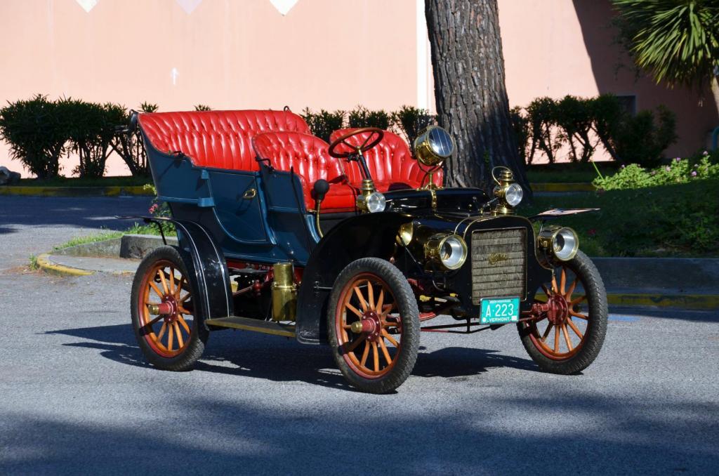 Cadillac Model S – 1908