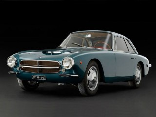 OSCA 1600 GT Coupe Touring – 1961