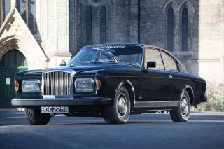 Bentley T Series Coupe Speziale Coachwork by Pininfarina – 1968