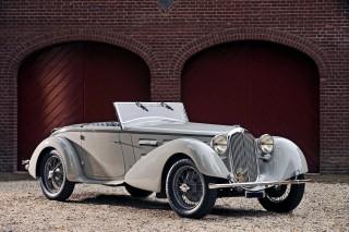 Alfa Romeo 6C 1750 Gran Sport Castagna – 1930