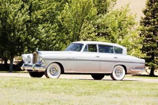 Rolls Royce Silver Wraith LWB Vignale – 1954