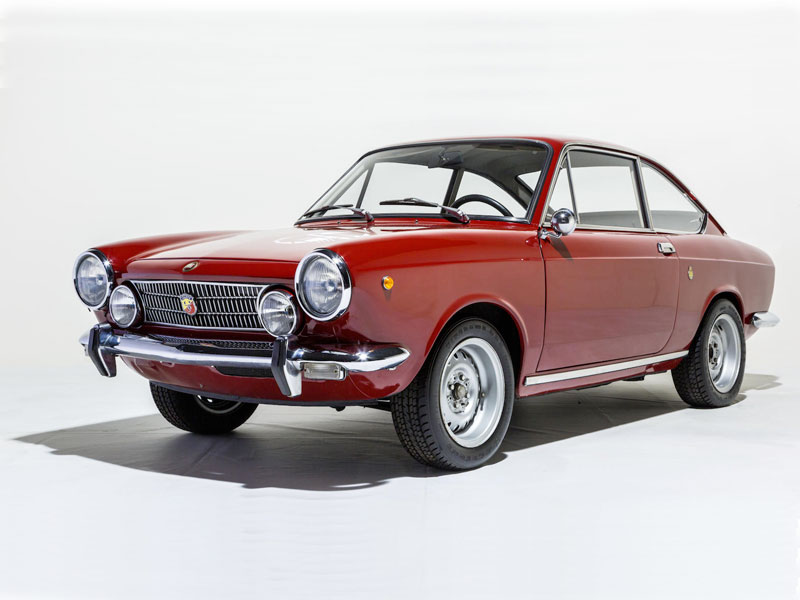 Fiat Abarth OT 1300 / 124 Coupe – 1966