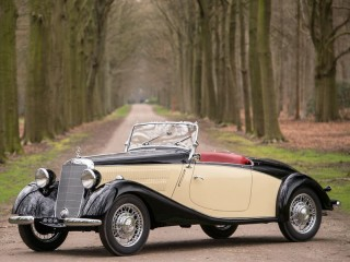 Mercedes Benz 170 V Sport Roadster – 1939