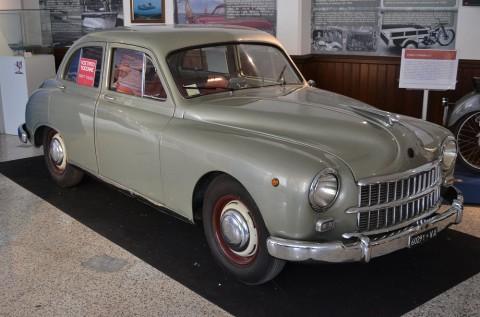 CEMSA Caproni F11 1.3 – 1949