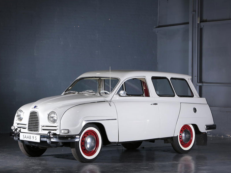 Saab 95 Break – 1961