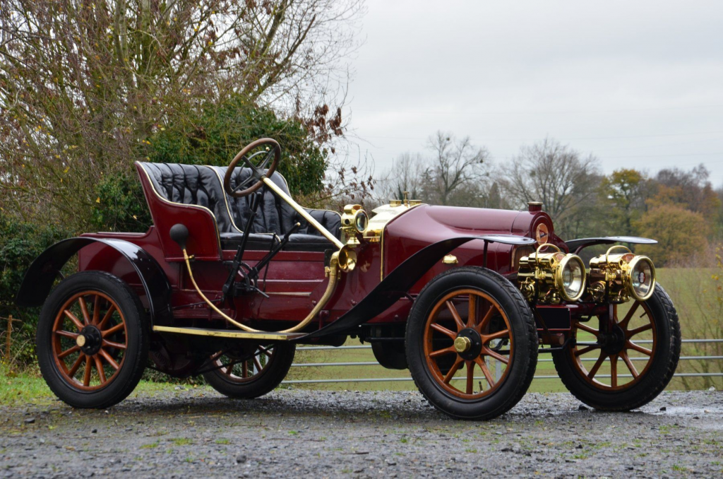 Sizaire Naudin Type F1 8 HP Sport – 1908