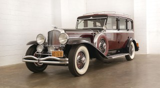 Duesenberg Model SJ Continental Touring – 1934