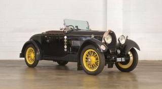 Bugatti Type 40 Roadster – 1929