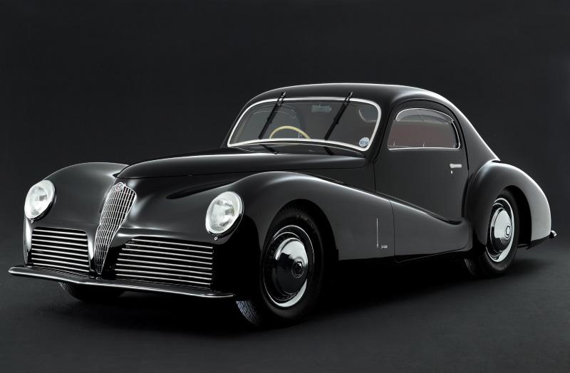 Alfa Romeo 6C 2500 SS Bertone Coupe – 1942